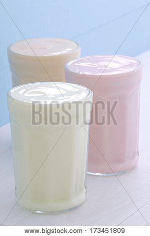 Fresh Assorted Yogurt