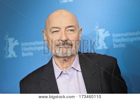 Terry O'Quinn attends the 'Patriot' premiere during the 67th Berlinale Film Festival Berlin at Haus Der Berliner Festspiele on February 14, 2017 in Berlin, Germany.