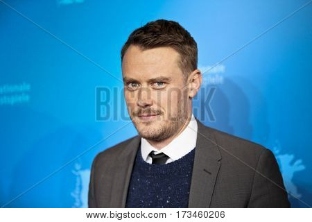 Michael Dorman attends the 'Patriot' premiere during the 67th Berlinale International Film Festival Berlin at Haus Der Berliner Festspiele on February 14, 2017 in Berlin, Germany.