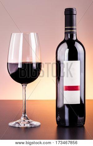 Luxury Red Wine