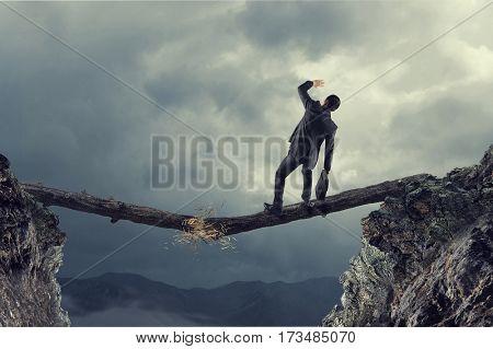 Overcoming fear of failure       . Mixed media