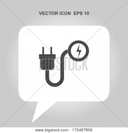 electric plug with lightning Icon, electric plug with lightning Icon Eps10, electric plug with lightning Icon Vector, electric plug with lightning Icon Eps, electric plug with lightning Icon Jpg