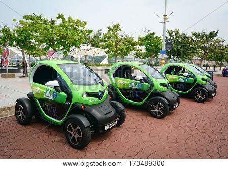 E-bike For Rent In Putrajaya, Malaysia