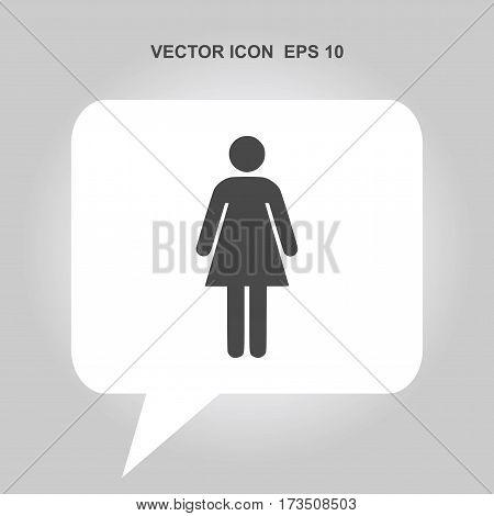 female Icon, female Icon Eps10, female Icon Vector, female Icon Eps, female Icon Jpg, female Icon Picture, female Icon Flat, female Icon App, female Icon Web, female Icon Art