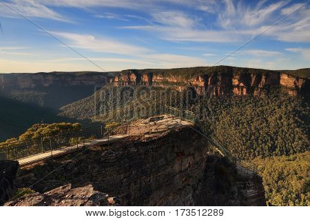 Pulpit /rock Lookout, ;blue Mountains