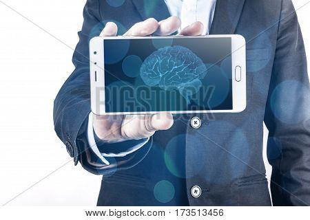 Smartphone And Brain