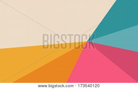 Vector ilustration of abstract background collection stock