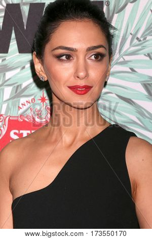LOS ANGELES - FEB 24:  Nazanin Boniadi at the 10th Annual Women in Film Pre-Oscar Cocktail Party at Nightingale Plaza on February 24, 2017 in Los Angeles, CA