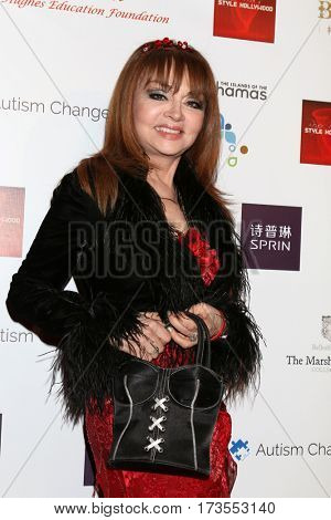 LOS ANGELES - FEB 26:  Judy Tenuta at the Style Hollywood Oscar Viewing Dinner at Hollywood Museum on February 26, 2017 in Los Angeles, CA