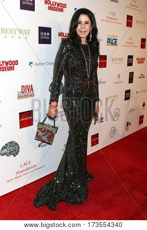LOS ANGELES - FEB 26:  Maria Conchita Alonso at the Style Hollywood Oscar Viewing Dinner at Hollywood Museum on February 26, 2017 in Los Angeles, CA