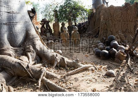 Fetish In Lobi Village