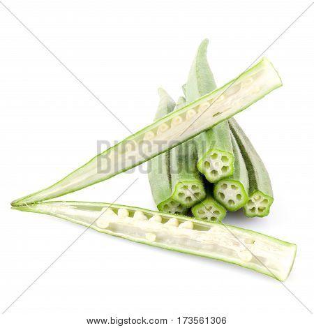 Okra Fruits