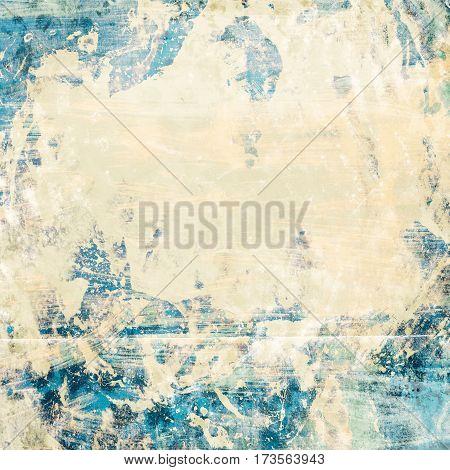 Bright Blue Textured Background