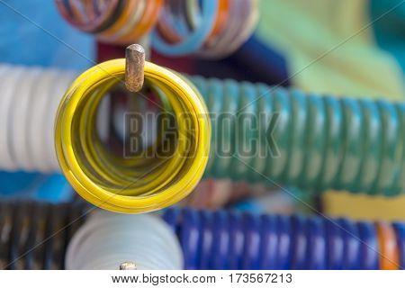 Yellow Indian Bangles