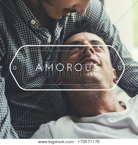LGBT Enamored Amorous Love Intimate