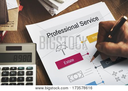 Investment Professional Service Financial Planning