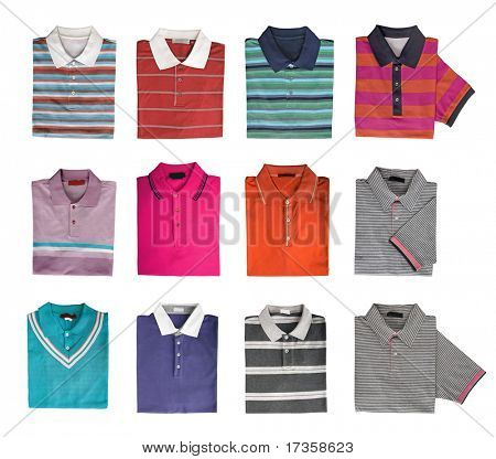 man shirt collection