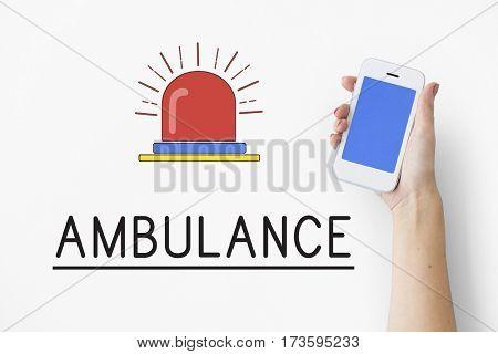 Siren Accidental Emergency Urgent Situation