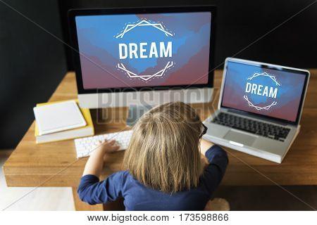 Inspiration Fresh Ideas Dream Word