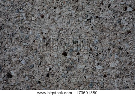 Stone wall background, grey texture, anstract pattern