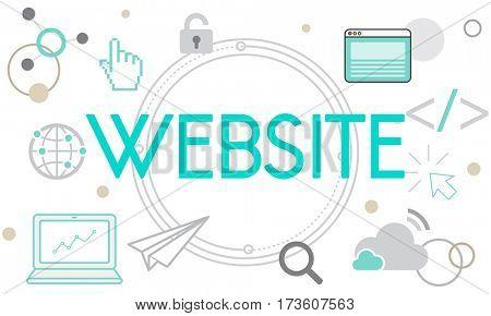 Website Browser Technology Internet Connection