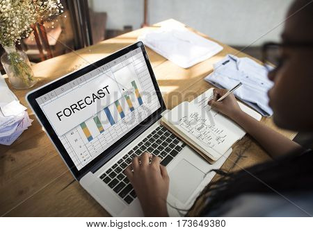 Forecast Analysis Assessment Chart
