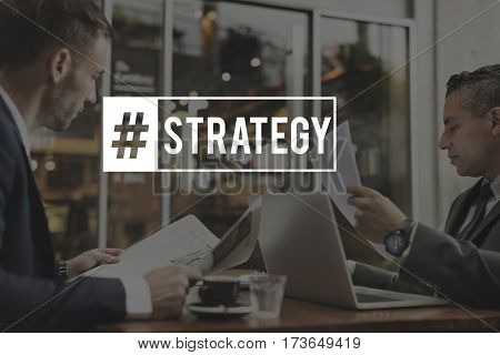 Plan Planning Strategy Communication Icon