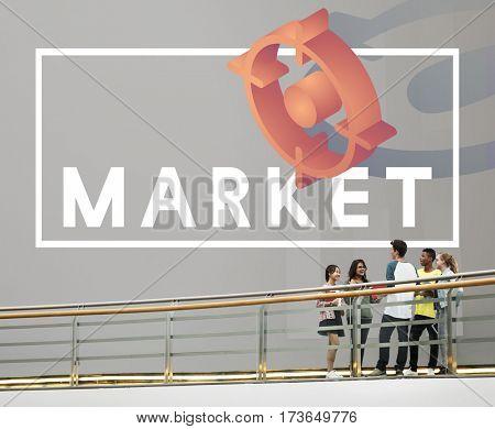 Achievement Strategy Market Progress Business