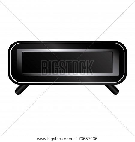 back router side icon, vector illustraction design image