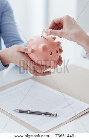 Investments And Savings Plan