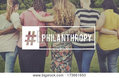 Philanthropy Charity Volunteer Support
