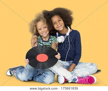 Studio Shoot People Kid Music