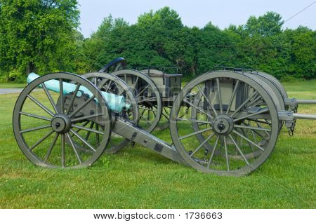Cannon And Cassion Combination
