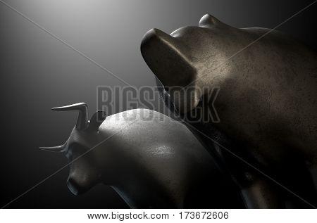 Bull Versus Bear