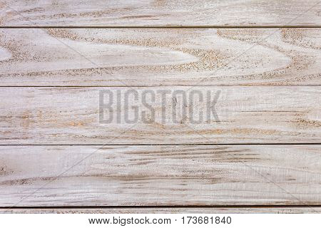 Painted white rustic wood nature boards .