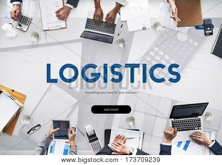 Logistics Cargo Business Transportation Shipping