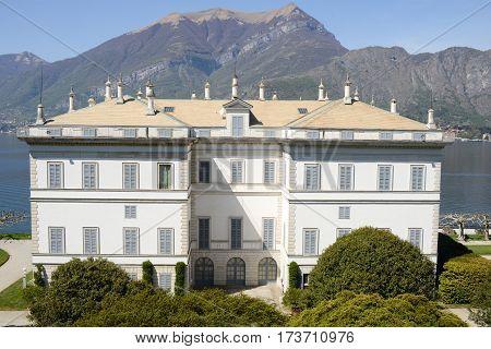 Villa Melzi In Bellagio Town