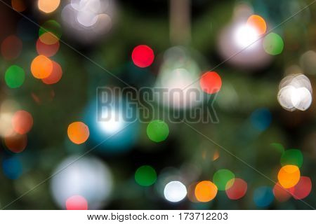 Abstract concept Light Boke Background / Texture
