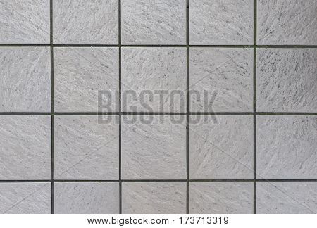 mosaic tile on floor background in restroom