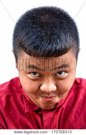 Asia Boy Funny