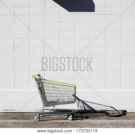 Shopping Trolley Still Moment