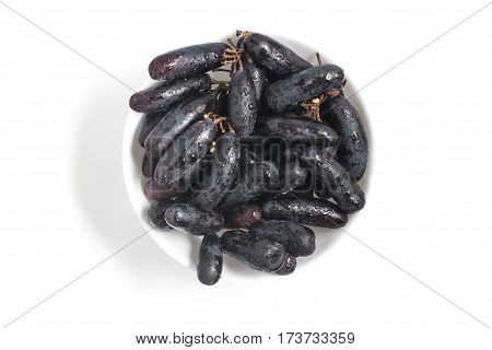 Midnight Long Black Grapes