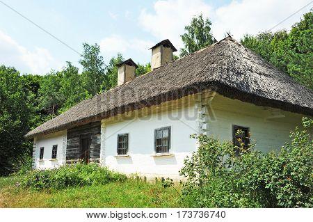 Ancient Mud Hut