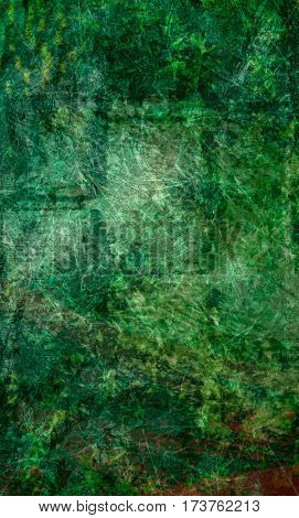 Abstract, abstract green background. Green grunge background.Green grunge. Grunge.Green background.