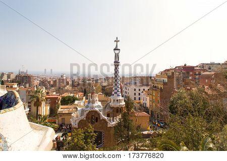 Barcelona - Spain Catalonia Church International Landmark Local Landmark