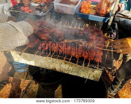 grilled Chicken delicious, grilled Chicken food background
