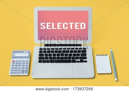 Selected Pick Choice Choose Decision Selecting