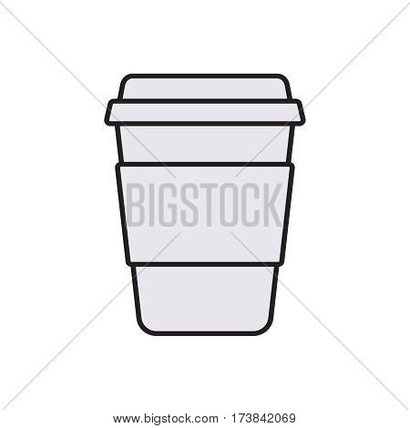 Coffee Cup. Legal compliance deal protection and copyright regulation. Copyright legal protection and regulation