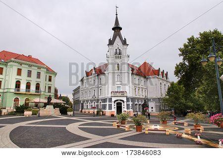 Kaposvar, Hungary