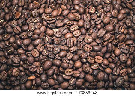 Full Screen Coffee Beans